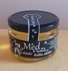 Med květový akátový 340 g 105,- Kč