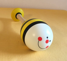 Řehtačka včela (rumba koule)