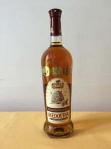 Medovina Staroslovanská tmavá z lesního medu 0,75 l