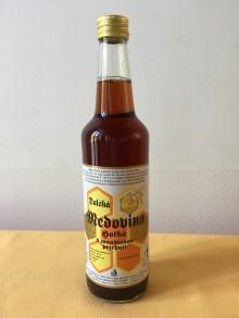 Dolská medovina hořká s mandlovou příchutí 0,5 l