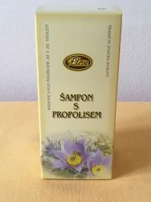 Šampon s propollisem