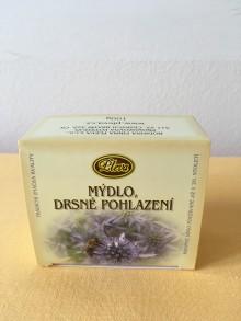 Mýdlo, drsné pohlazení