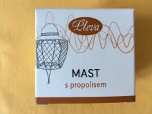 Mast s propolisem