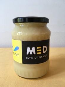 Med květový pastový 950 g