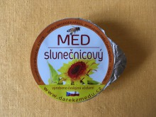 Med slunečnicový vanička 20 g