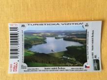 Turistická vizitka Vodní nádrž Švihov